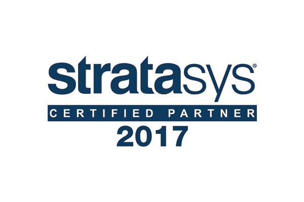 Dzięki jakości oferowanych przez nas usług, możemy pochwalić się statusem Certyfikowanego Partnera marki Stratasys.